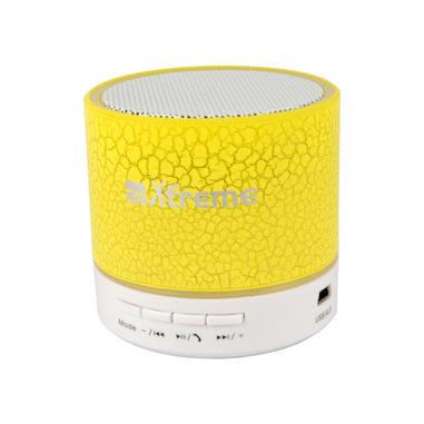 Xtreme Gamma Mono portable speaker 3W Bianco, Giallo