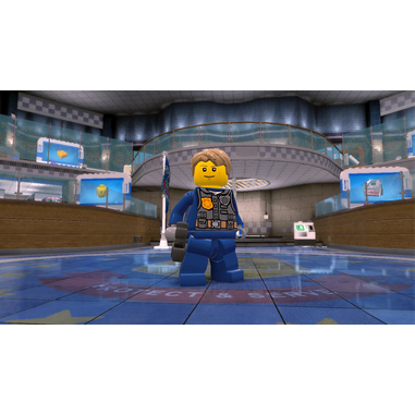 LEGO City Undercover, Playstation 4 Basico PlayStation 4 Inglese videogioco