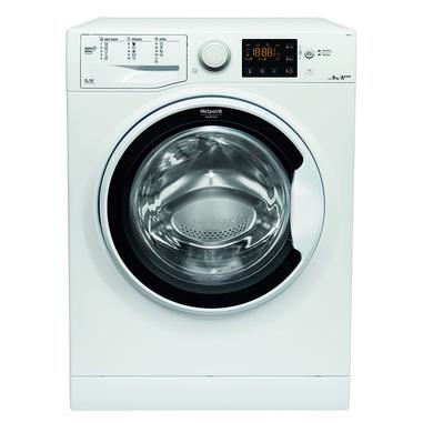 Hotpoint RSG 923 EU lavatrice Libera installazione Caricamento frontale 9 kg 1200 Giri/min Bianco