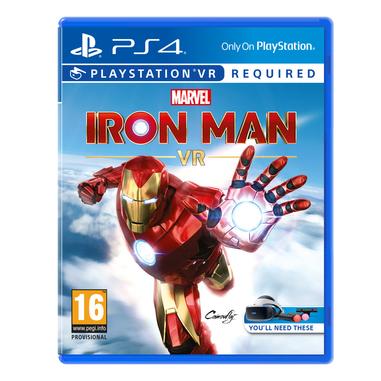 Marvel's Iron Man VR, PlayStation 4