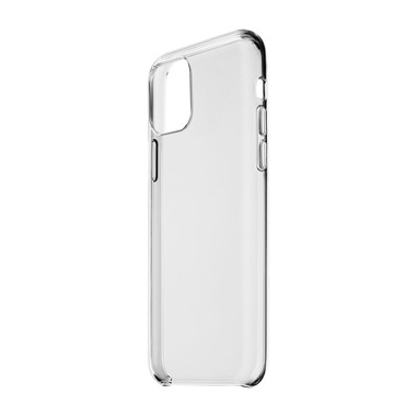 Cellularline Gloss - iPhone 11 Pro Custodia trasparente ultra-protettiva con finitura anti-graffio Trasparente
