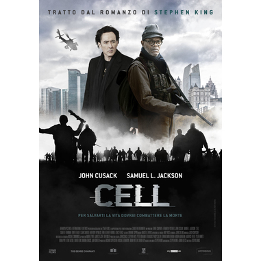 Cell Blu-ray