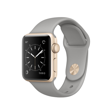 Apple Watch Series 1 OLED 25g Oro smartwatch