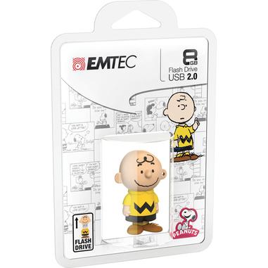 Emtec Peanuts Charlie Brown PN101 8GB