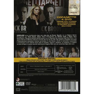 Homeland - Stagione 2 DVD