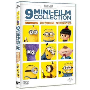 Minions: 9 mini-film collection (DVD)