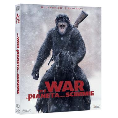 The War - Il pianeta delle scimmie 3D (Blu-ray)