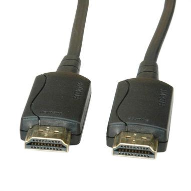 Value 14.99.3482 50m HDMI Type A (Standard) HDMI Type A (Standard) Nero cavo HDMI