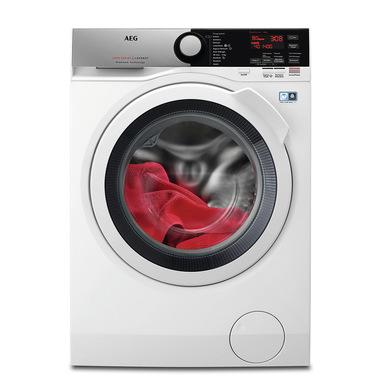 AEG L7FEE842 lavatrice Libera installazione Caricamento frontale 8 kg 1400 Giri/min C Bianco