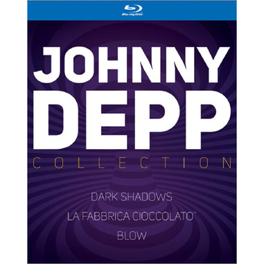 Johnny Depp collection (Blu-ray)