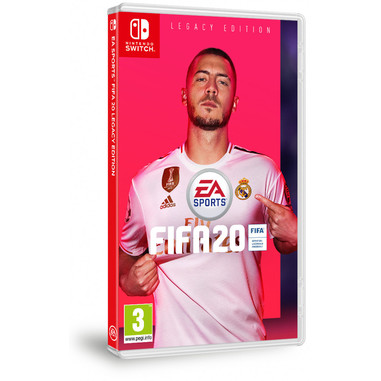 FIFA 20 Legacy Edition, Switch