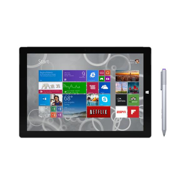 Microsoft Surface Pro 3 256 GB Argento