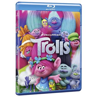 Trolls Blu-ray 2D