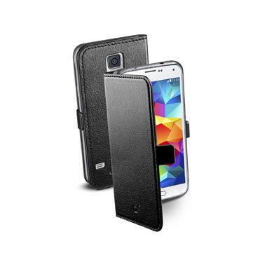 Cellular Line Book Essential per Samsung Galaxy S5 (2016) nera