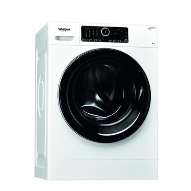 Whirlpool AutoDose 8425 lavatrice Libera installazione Caricamento frontale 8 kg 1400 Giri/min Bianco