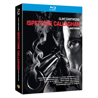 Ispettore Callaghan Collection Blu-ray