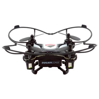 Ducati Corse Dromocopter 4rotori 120mAh Nero drone fotocamera