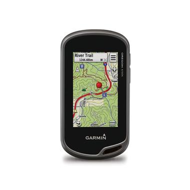 "Garmin Oregon 650t Portatile 3"" TFT Touch screen 209.8g Nero, Argento navigatore"