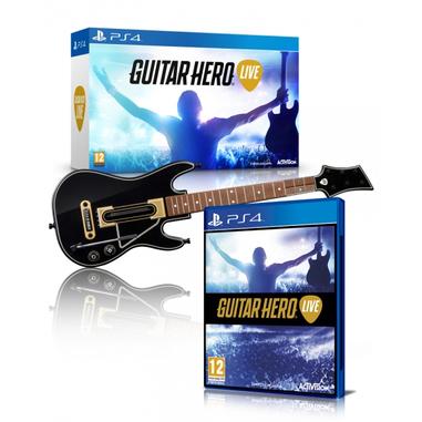 Guitar Hero Live, PS4