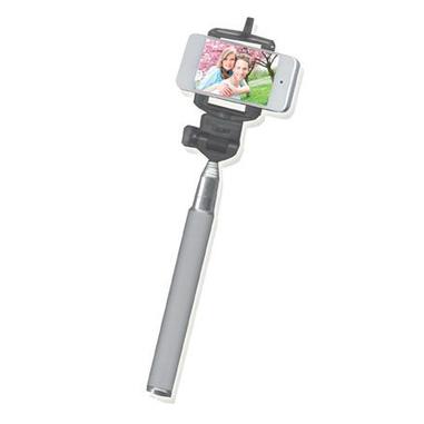 Reporter selfie stick