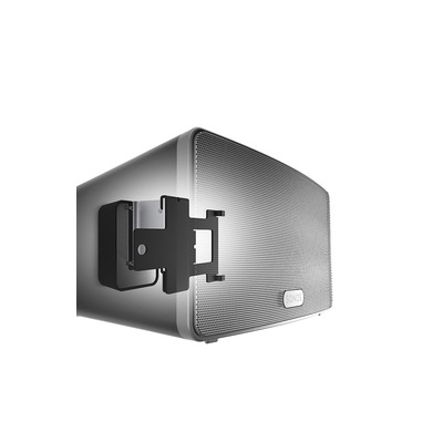 Vogel's SOUND 4203 - Supporto da parete per altoparlante Sonos PLAY:3 (nero)