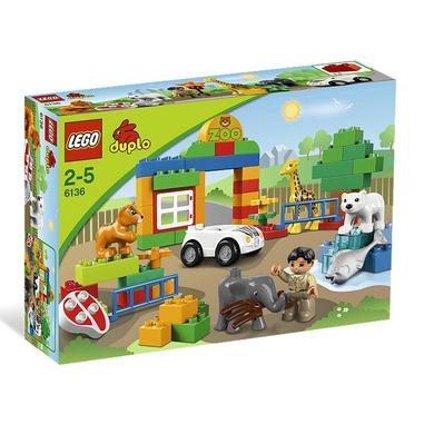 LEGO DUPLO Il mio primo zoo