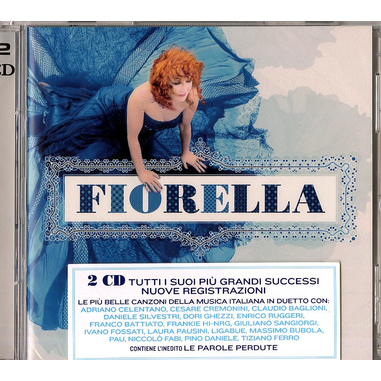 Fiorella Mannoia, 2CD