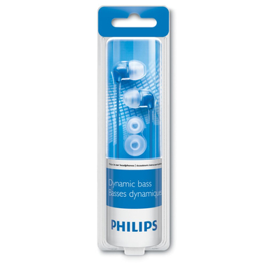 Philips Cuffie auricolari SHE3590BL/10