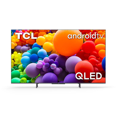 TCL 55C725 55 pollici QLED TV, 4K Ultra HD, Smart Android TV con audio Onkyo
