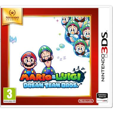 Mario & Luigi: Dream Team, Nintendo 3DS Selects