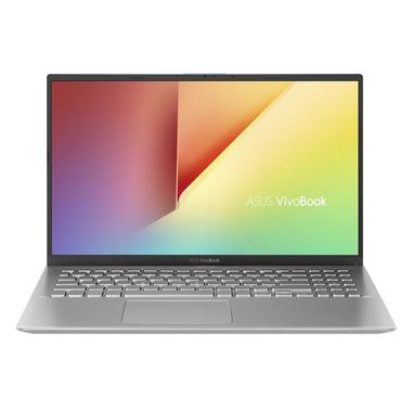 "ASUS VivoBook S512DA-BR725T notebook/portatile Argento Computer portatile 39,6 cm (15.6"") 1366 x 768 Pixel AMD Ryzen 3 8 GB DDR4-SDRAM 256 GB SSD Wi-Fi 5 (802.11ac) Windows 10"