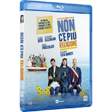 Rai Cinema Non c'è più religione, Blu-Ray