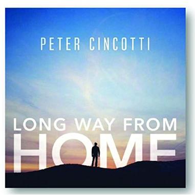 Peter Cincotti - Long Way From Home, CD CD Pop