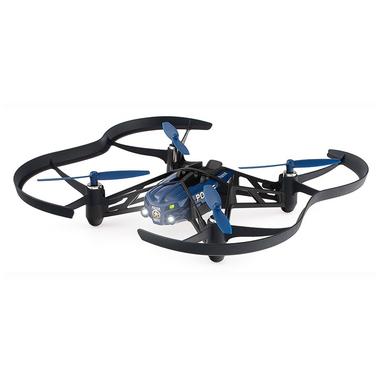 Parrot Airborne Night MacClane 4rotori 640 x 480Pixel Nero, Blu drone fotocamera