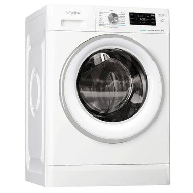 Whirlpool FFB 8248 SV IT lavatrice Libera installazione Caricamento frontale Bianco 8 kg 1200 Giri/min A+++