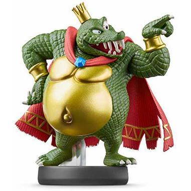 Nintendo King K. Rool No.67 amiibo