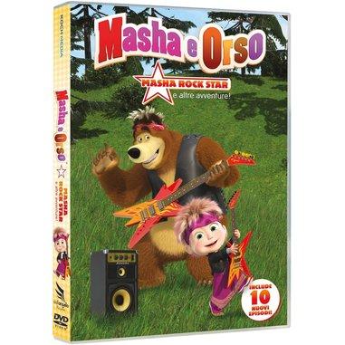 Masha e Orso: Masha rockstar - Stagione 02 volume 1 (DVD)