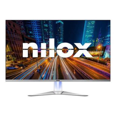 "Nilox NXMMIPS215001 54,6 cm (21.5"") 1920 x 1080 Pixel Full HD LED Nero, Grigio"