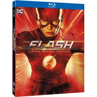 The Flash - La Terza Stagione Completa (4 Blu-Ray)