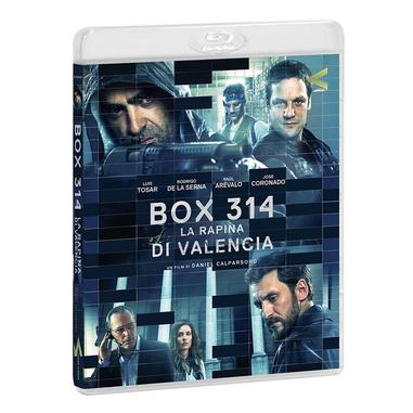 Box 314: La rapina di Valencia, Blu-Ray Blu-ray 2D ITA