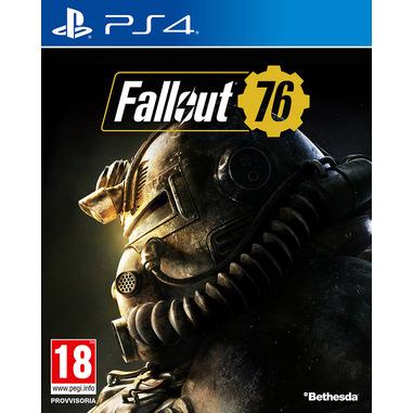 Fallout 76 Wastelanders - PlayStation 4