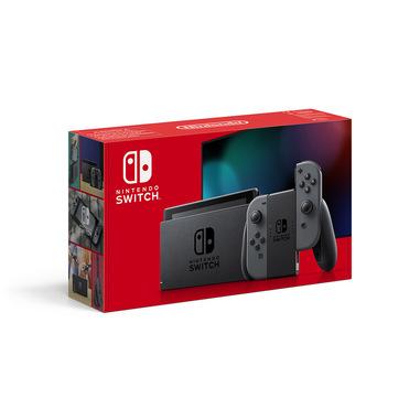 """Nintendo Switch V2 2019 console da gioco portatile 15,8 cm (6.2"""") 32 GB Touch screen Wi-Fi Grigio"""