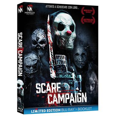 Scare Campaign (Blu-ray)