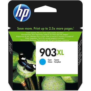 HP Cartuccia di inchiostro ciano originale ad alta capacità 903XL