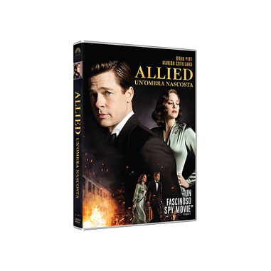 Allied – Un'ombra nascosta, Blu-ray Ultra HD 4K Blu-ray 2D ITA