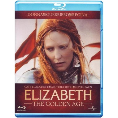 Elizabeth: the golden age (Blu-ray)