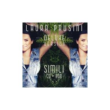 Laura Pausini - Simili (Deluxe Version), CD + DVD