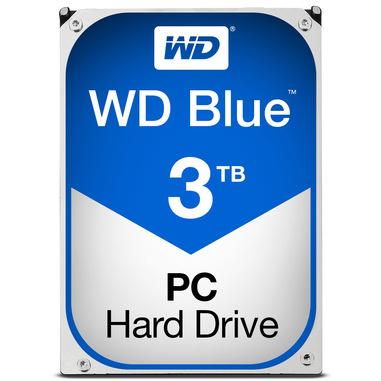 """Western Digital Blue 3.5"""" 3000 GB Serial ATA III"""