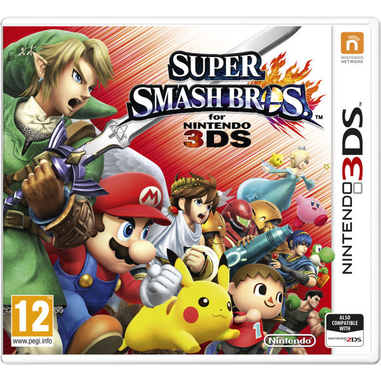 Super Smash Bros.,Nintendo 3DS