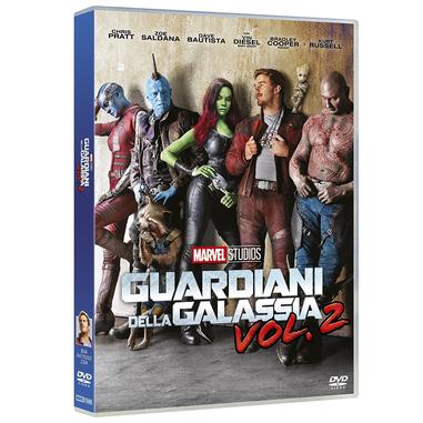 Guardiani della Galassia Vol. 2, (DVD) DVD 2D ITA